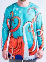 Deep Sea Vented Long Sleeve Shirt
