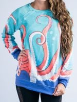 Deep Sea Vintage Sweatshirt