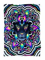Electro Lion Blanket