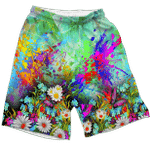 Flower Trip Shorts