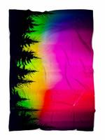 Forest Galaxy Blanket