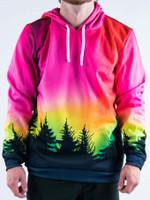 Forest Galaxy Unisex Hoodie