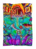 Ganesha Blanket