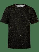 Gold Glitter Unisex Crew