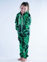 Green Mandala Youth Onesie