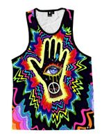 Hand of the Universe Unisex Tank Top