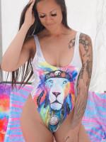 Hippie Lion Shimmer Onepiece