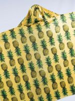 Kids Pineapple Hooded Blanket
