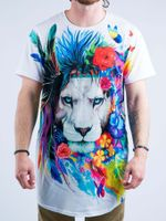 King of Lions Tall Tee
