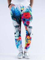King Of Lions Unisex Pajama Pants
