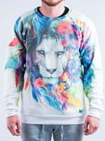 King Of Lions Vintage Sweatshirt