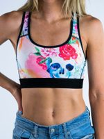 Life and Death Sports Bra