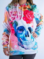 Life and Death Unisex Hoodie