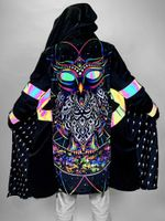 Limited Edition Electro Owl Dream Cloak