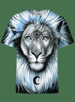 Lion Galaxy Unisex Crew