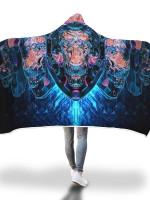 Lionizer Hooded Blanket