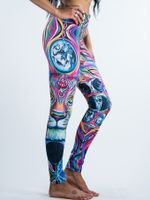 Lunar Lion Leggings