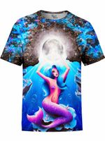 Lunar Mermaid Unisex Crew