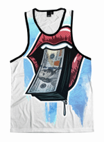 Money Maker Unisex Tank Top