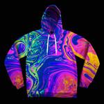 Neon Nuclear Unisex Hoodie