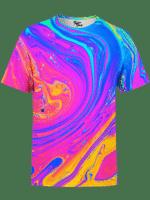 Neon Nuclear Unisex Crew