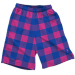 Neon Pink & Blue Shorts
