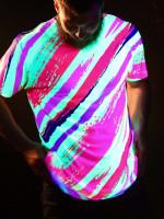 Neon Slasher Unisex Crew