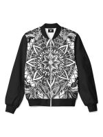 Night Crawler Bomber Jacket