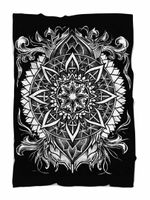 Night Crawler Mandala Blanket