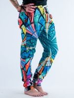 Optical Stained Glass Unisex Joggers
