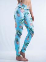 Pastel Pineapple Leggings