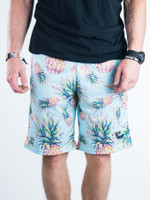 Pastel Pineapple Shorts