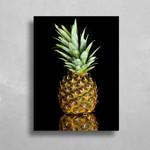 Pineapple HD Metal Panel Print Ready to Hang