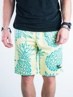 Pineapple Style Shorts