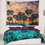 Playa Dreams Wall Tapestry