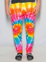 Rainbow Tie Dye Unisex Joggers
