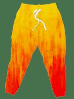 Retro Fire Unisex Joggers