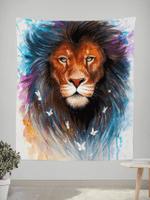 Sacred King Tapestry