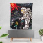 Space Cadet Wall Tapestry