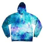 Space Jam Galaxy Unisex Hoodie