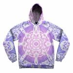 Starlight Mandala Unisex Hoodie