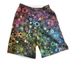 Trippy Constellation Shorts