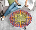 Trippy Illusion Coffee Table
