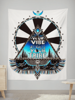 Vibe Tribe Wall Tapestry