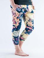 Vintage Flowers Unisex Pajama Pants
