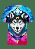 Wolf Spirit Unisex Crew