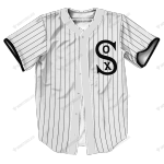 Chicago White Sox - v1 - CUSTOMIZE NAME AND NUMBER - HOT SALE 3D PRINTED