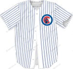Chicago Cub - CUSTOMIZE NAME AND NUMBER - HOT SALE 3D PRINTED