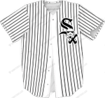 Chicago White Sox - Trooper -  CUSTOMIZE NAME AND NUMBER - HOT SALE 3D PRINTED