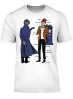 Z. Doctor Who Sherlock meets the Doctor Slim